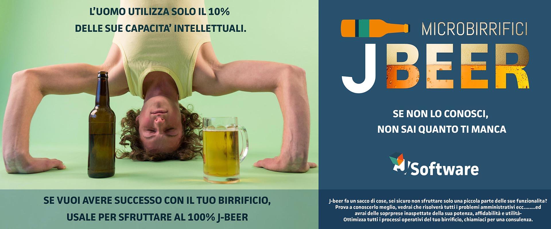 J-Beer - software gestionale per il birrificio - telematizzazione delle accise