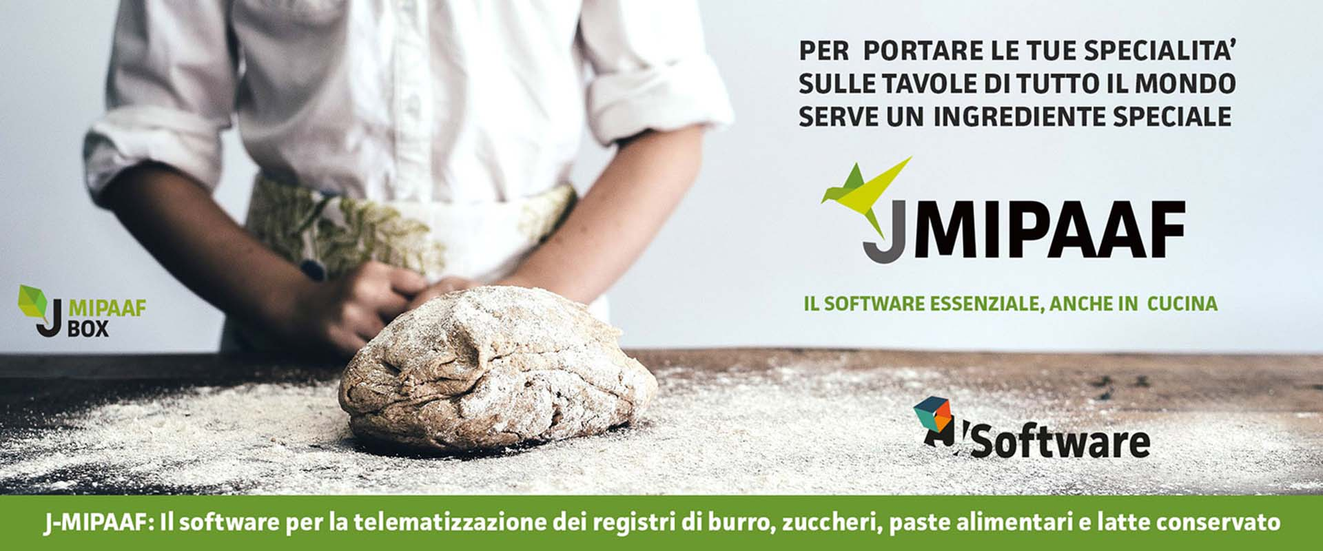gestionale telematico Mipaaf J-Software