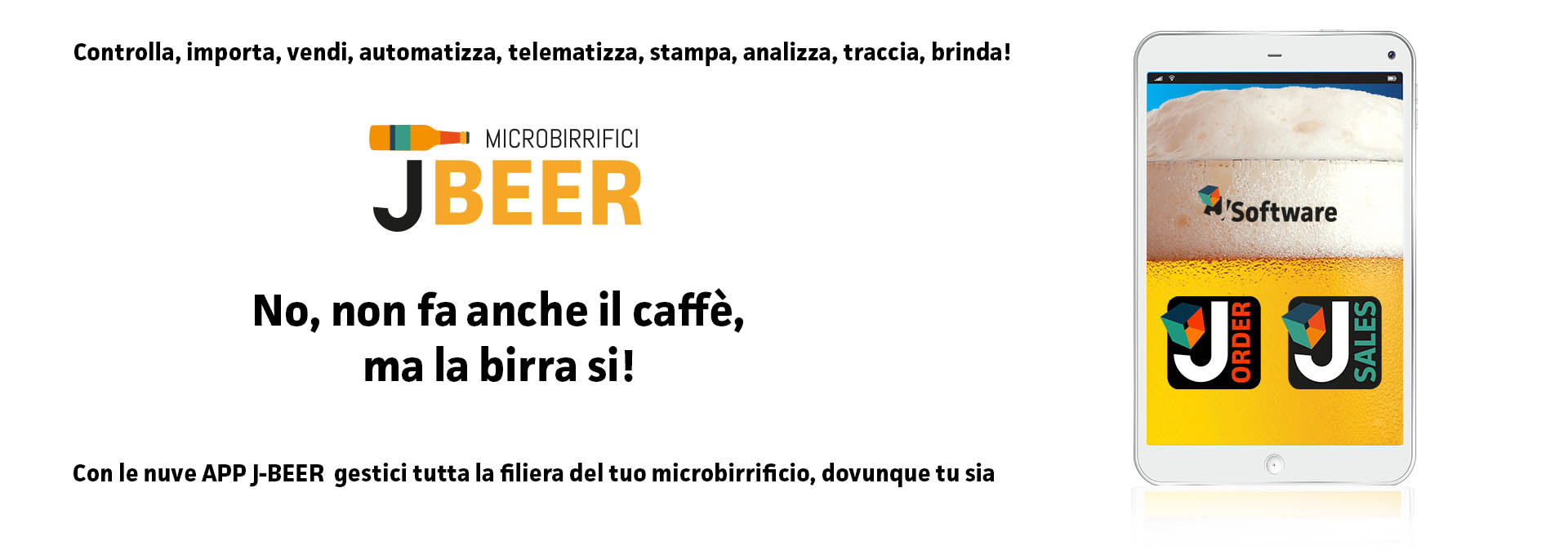 J-BEER il più amato dai birrifici italiani