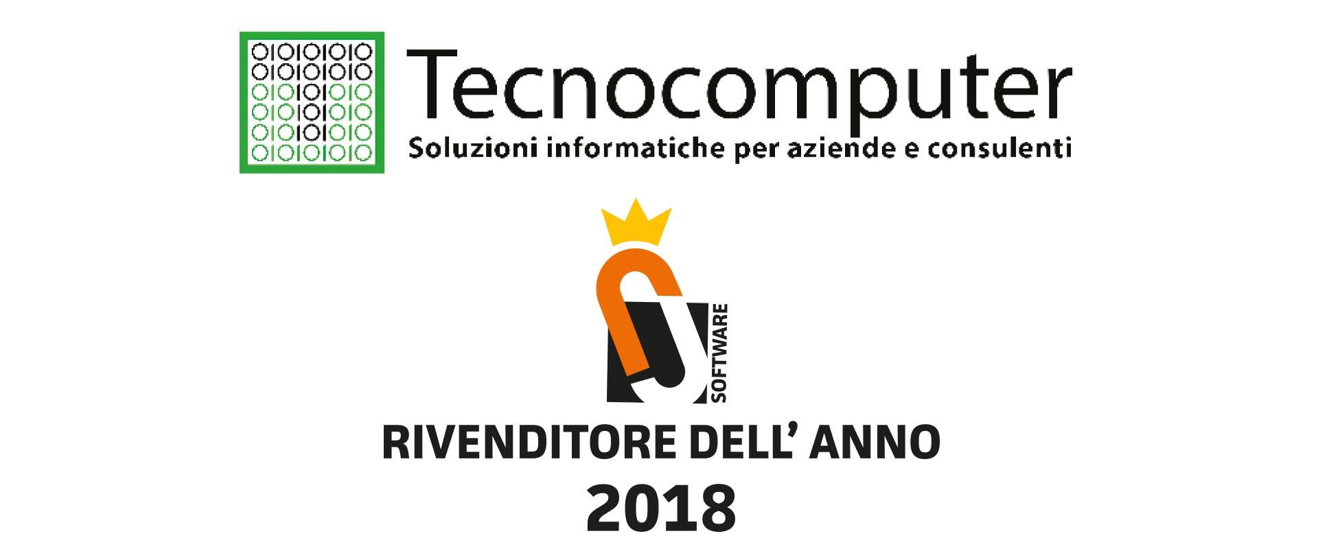 tecnocomputer_rivenditore J-software dell'anno