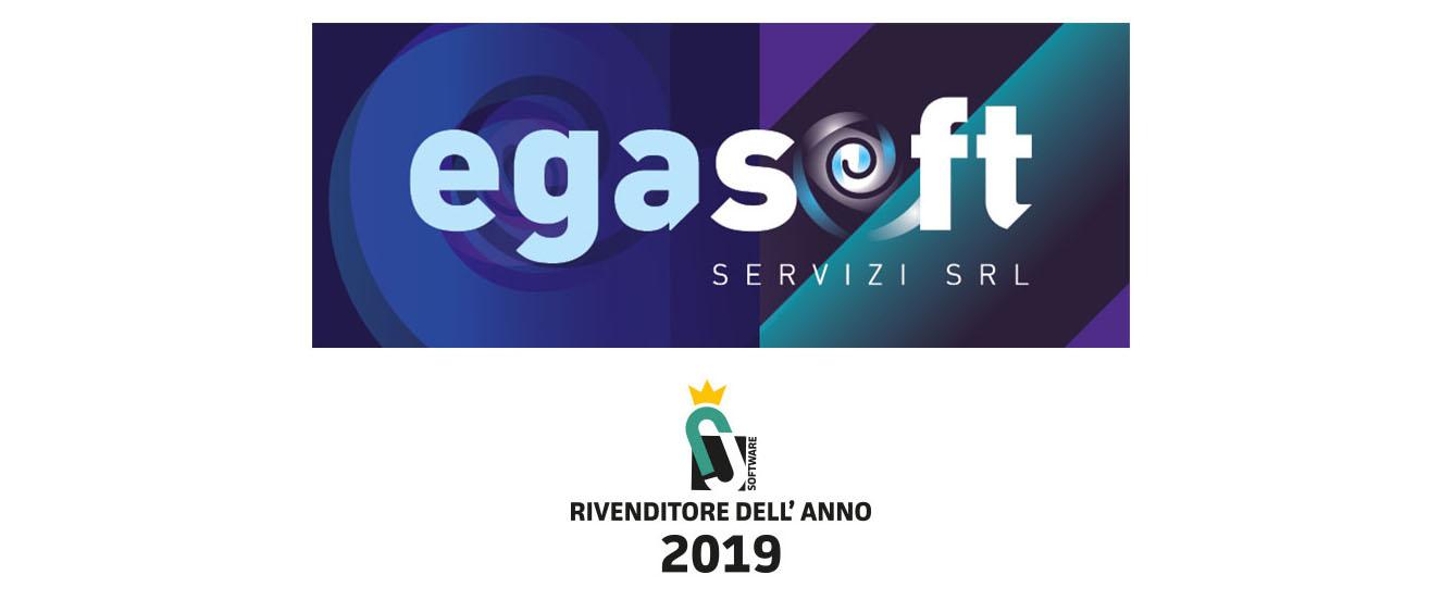 EGASOFT RIVENDITORE DELL'ANNO 2019