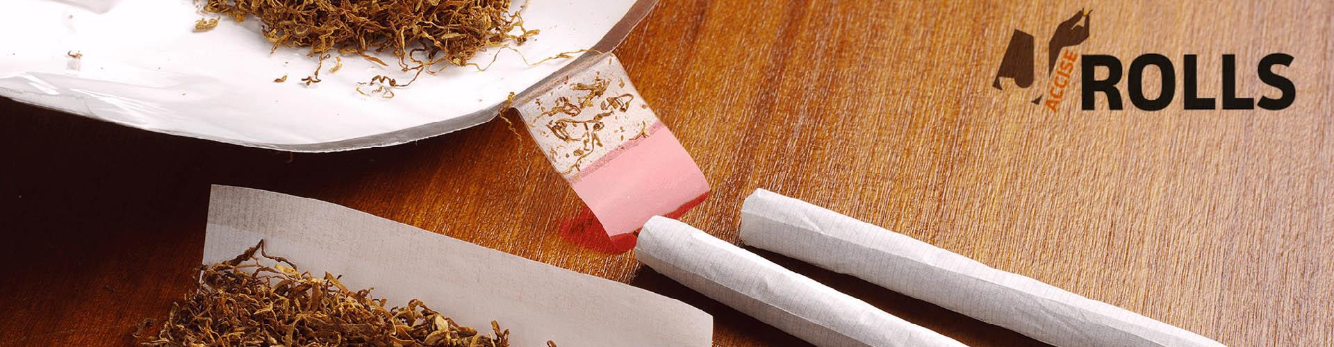 J-accise rolls - software gestionale per la telematizzazione delle accise di accesori per tabacchi