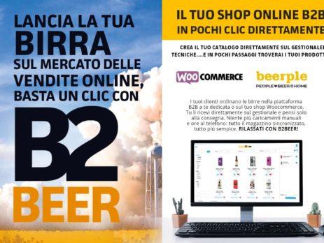 B2Beer Shop online B2B e woocommerce per birrifici e microbirrifici